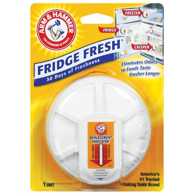 Arm & Hammer® Fridge Fresh Baking Soda Disc