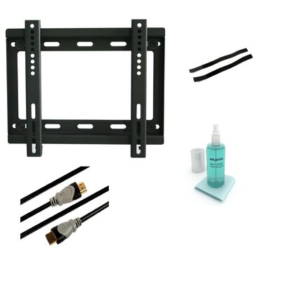 Low Profile Fixed TV Wall Mount Kit - 63607105
