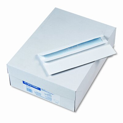 Columbian Envelope Self-Seal Business Envelopes w/Privacy Tint; #10, White, 500/box