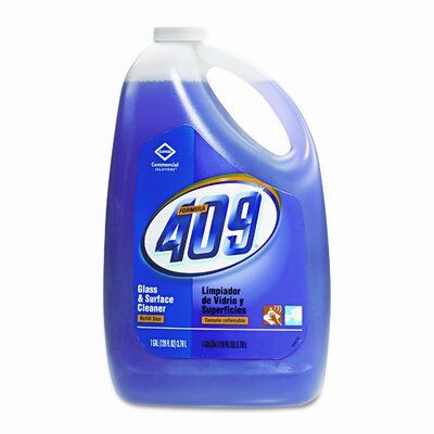 FORMULA 409 Formula 409 Glass & Surface Cleaner, 1gal Bottle, 4/carton