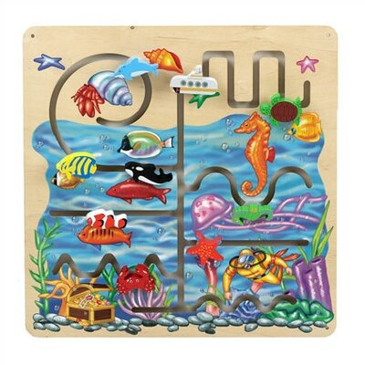 Anatex Sea Life Pathfinder Panel