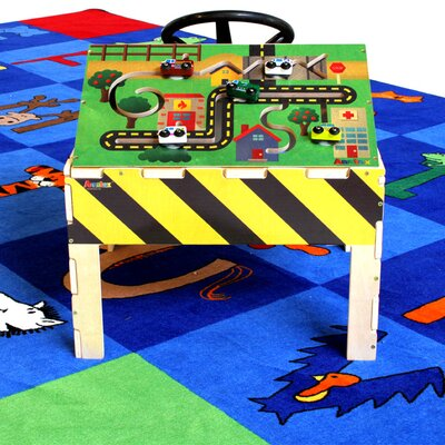 Anatex Transportation Combo Table Game