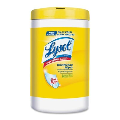 Lysol Sanitizing Wipes, 110 Wipes, Citrus Scent