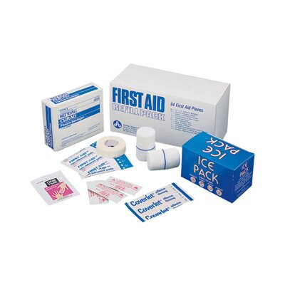 PhysiciansCare® First Aid Refill Pack with Most Frequently Used Products