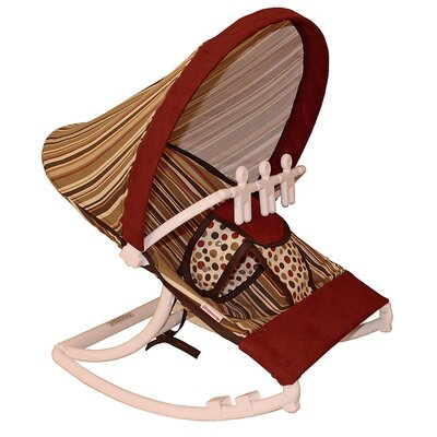 Hoohobbers Hot Tamale Rocking Infant Seat