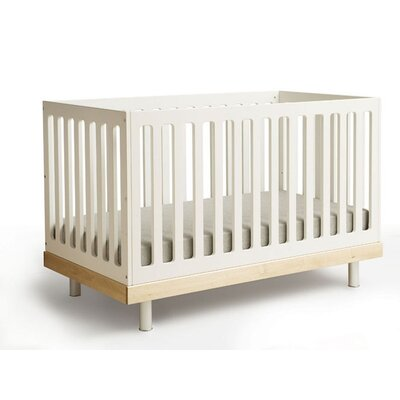 Oeuf Classic Two Piece Crib and Changer Set