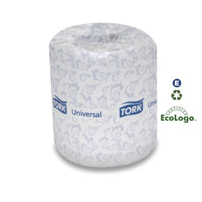 "Tork® 4"" x 3.75"" Universal Bath Tissue in White"