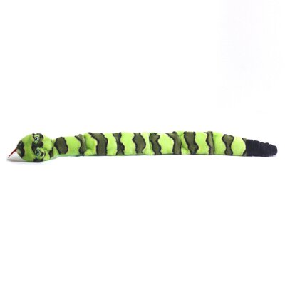 Kyjen Invincibles Snake Dog Toy