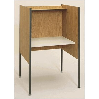 Fleetwood Standard Study Carrel Workstation Starter