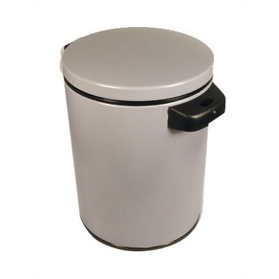 1.3 Gallon Infrared Trash Can - Grey