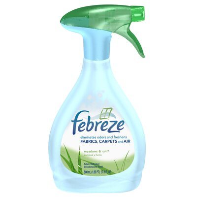 Febreeze 27 Oz Meadow and Rain Scent Fabric Refresher