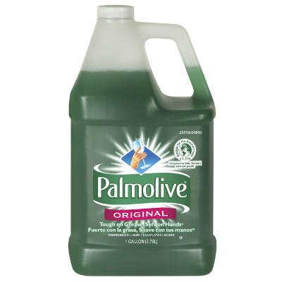 Palmolive Dishwashing Liquid Original Scent Bottle