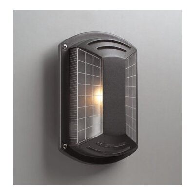 PLC Lighting Athena 1 Light Outdoor Wall Sconce