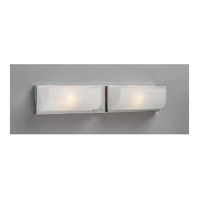 PLC Lighting Sonic 2 Light Vanity Light