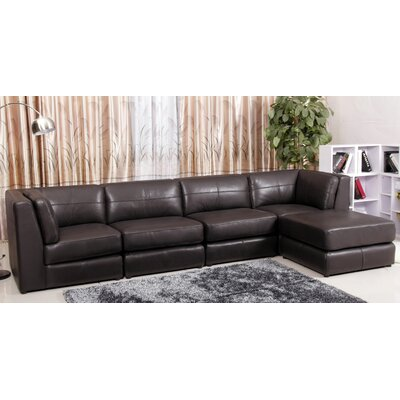 Pectrum 5 Piece Modular Sectional