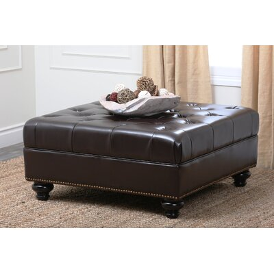 Abbyson Living Soho Cocktail Ottoman
