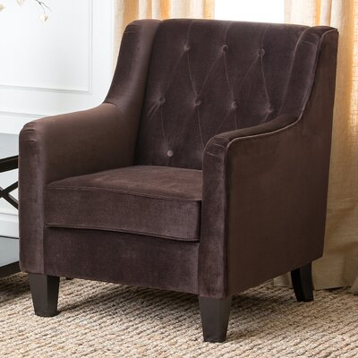Hampton Fabric Armchair