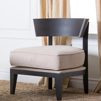 Fairfax Fabric Slipper Chair