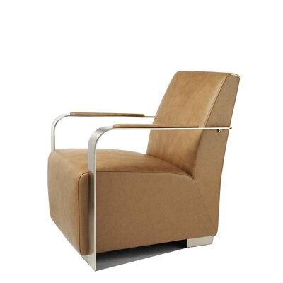 Bellini Modern Living Ariana Leather Lounge Chair