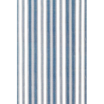 Dash and Albert Rugs Royal Woven Lighthouse Denim/White Rug