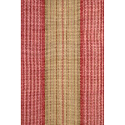 Dash and Albert Rugs Woven Framboise Rug