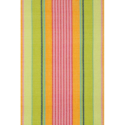 Dash and Albert Rugs Woven Parasol Stripe Rug