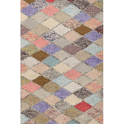 Dash and Albert Rugs Cotton Hooked Harlequin Rug