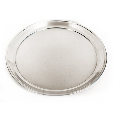 "Fox Run Craftsmen 16"" Stainless Steel Pizza Pan"