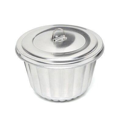 Fox Run Craftsmen Steamed Pudding Mold and Lid
