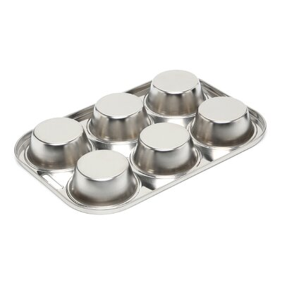 Fox Run Craftsmen 6 Cup Muffin Pan