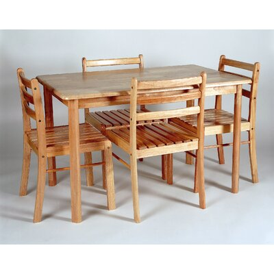 Home Zone Kentucky Five Piece Dining Set