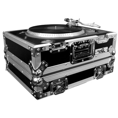 Road Ready Cases Turntable Deluxe Case