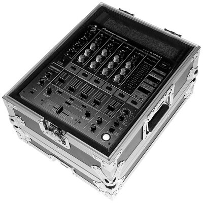 Road Ready Cases DJ Mixer Case (Accommodates Most Mixers)