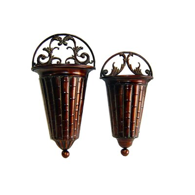Cheungs Wall Planters (Set of 2)