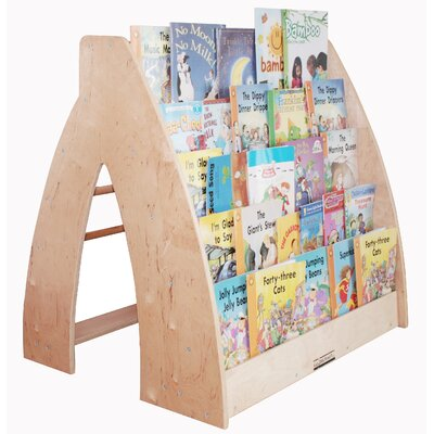 A+ Child Supply Book Display with Big Book Rack