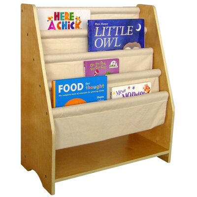 A+ Child Supply Cloth Book Rack