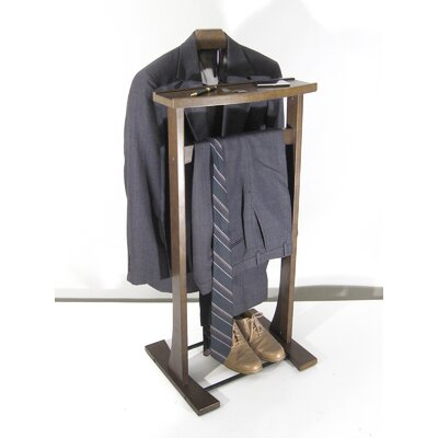 Proman Products Ashton Wardrobe Valet Stand