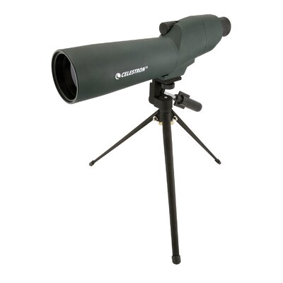 60 mm Zoom Refractor Spotting Scope