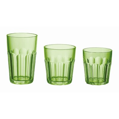 Guzzini Happy Hour 5&quot; Tumbler in Green