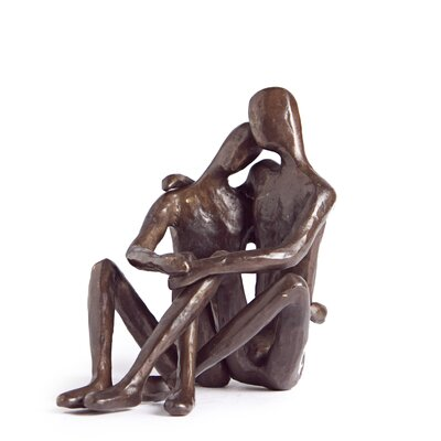 Danya B Gay Couple Sitting Figure
