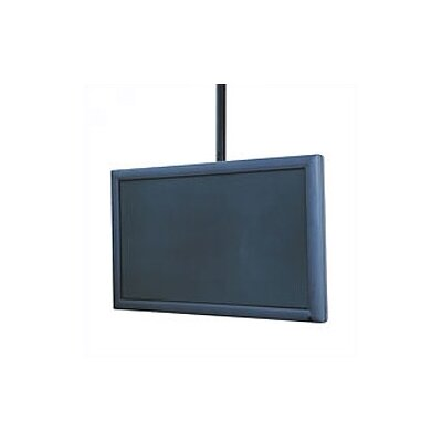 "Peerless Straight Column Plasma Screen Ceiling Mount for 32"" - 71"" Screens (Tilt Box only)"