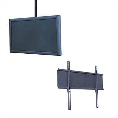 "Peerless Universal Flat Panel Ceiling Mount Set for Landscape or Landscape / Portrait Mounting (32"" - 50"" Screens)"