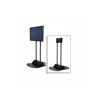 "Peerless FPZ Large Dual Plasma Display Stand (Screens 50"" to 71"")"