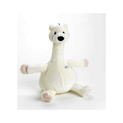 Bellies Bear Dog Toy