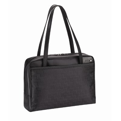 Sterling Ladies Laptop Tote in Black