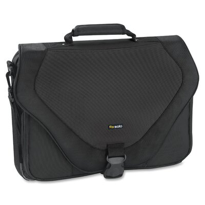 "SOLO CASES Messenger Bag for 17"" Notebook"