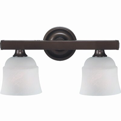 Royce Lighting Brighton 2 Light Bath Vanity Light