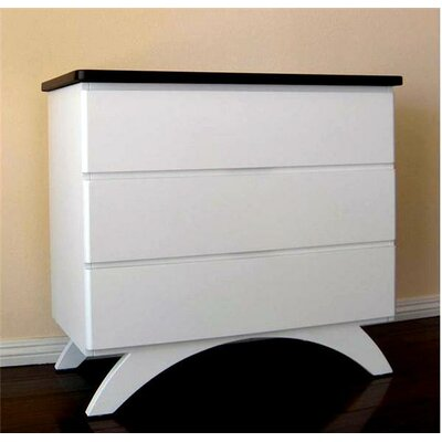 Eden Baby Furniture Madison 3-Drawer Kids Dresser
