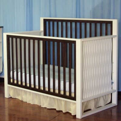 Eden Baby Furniture Moderno 4-in-1 Convertible Crib Set