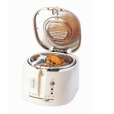 E-Ware 2.5 Liter Electric Deep Fryer